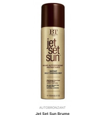 JET SET SPRAY VISAGE